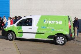 La provincia incorpora vehículos ciento por ciento eléctricos