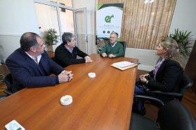 Se iniciarán las obras complementarias de la cuenca baja del arroyo Manzores de Concordia
