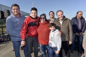 Doscientos cincuenta familias recibieron sus casas propias en Colonia Avellaneda financiadas por la Provincia y Nación