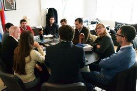 La provincia articula acciones con Gualeguaychú para el monitoreo de aire