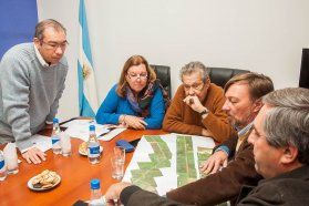 Coordinan obras para potenciar a localidades del departamento Uruguay