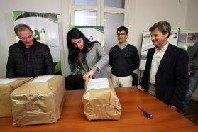 Cinco empresas presentaron ofertas para la planta potabilizadora de La Paz