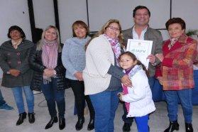 Familias de San José de  Feliciano y San Víctor recibieron la escritura de sus viviendas sociales