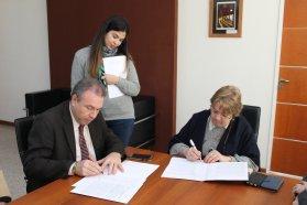 El CGE y Sidecreer renovaron su compromiso para actividades educativas
