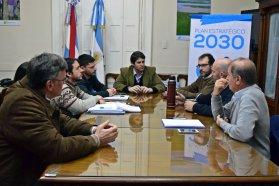 La provincia y Fecier trabajan en nuevas formas a implementar en beneficio del sector citrícola