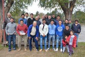 El gobierno fortalece la política deportiva en el departamento Islas del Ibicuy