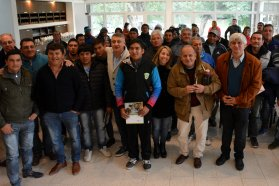 Se entregaron herramientas a emprendedores de Paraná Campaña