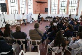 Estudiantes trabajaron sobre ciudadanía en Villaguay