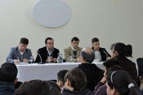 Docentes e investigadores participaron de la sextas Jornadas Regionales de Investigación y Educación