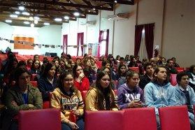 Jóvenes por la Memoria se presentó en Gualeguaychú