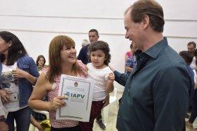 Más de 2.000 familias entrerrianas recibieron las escrituras de sus viviendas sociales