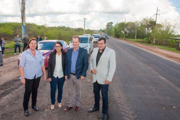 Proyectan mejoras en la ex ruta 26, de San José a Colón