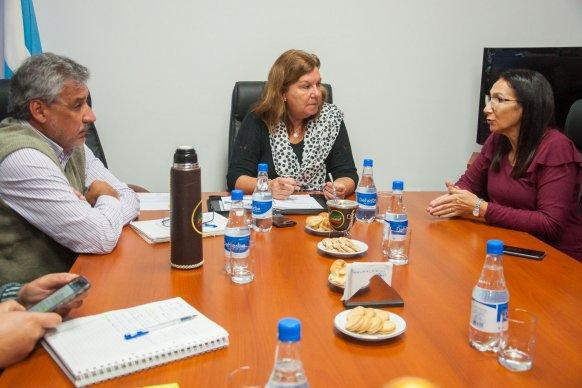Vialidad firmó un acuerdo con el municipio de San José para encarar obras en forma conjunta