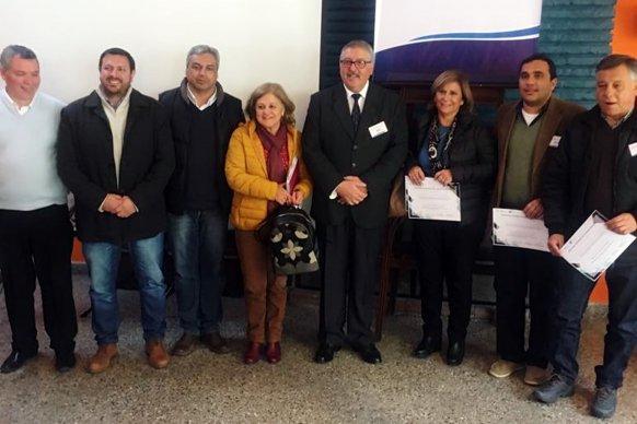 Se realizó en La Paz el curso de capacitación en detección temprana del cáncer femenino