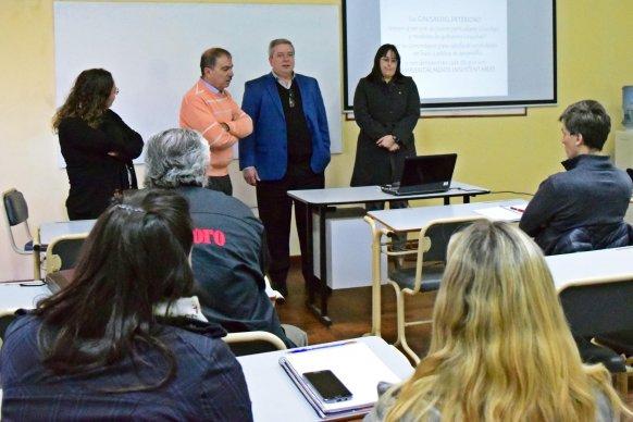 La provincia brinda capacitaciones permanentes a municipios sobre gestión ambiental