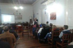 Asesoramiento técnico para la adecuación de espacios culturales y recreativos en Rosario del Tala