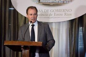 """Bordet: """"La mejor manera de homenajear a Artigas es ejerciendo el federalismo como lo estamos haciendo"""