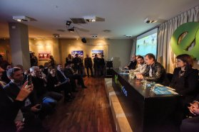 Bordet presentó en Buenos Aires la oferta turística de invierno de Entre Ríos