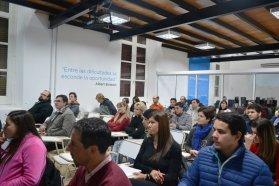 Se realizaron encuentros de sensibilización emprendedora en toda la provincia