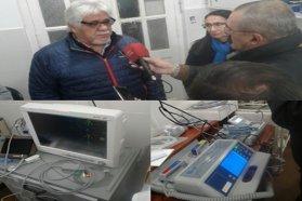 Nuevo equipamiento modernizará los servicios del hospital San José de Colón
