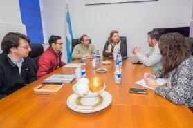 Planifican trabajos de conservación vial con autoridades de Ambiente