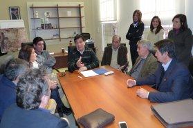 Colegios de profesionales de la construcción colaborarán en el programa provincial de viviendas