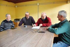 Se firmó el contrato para dar inicio a la obra de provisión de agua potable de Hernandarias