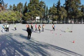 Docentes de Educación Física se capacitaron en Juegos y Deportes alternativos