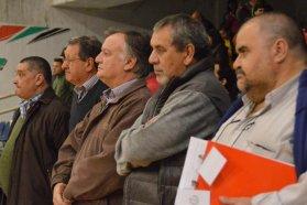 El gobierno provincial presente en el Entrerriano de Mayores de básquetbol