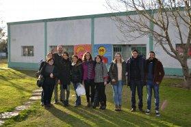 Nación y Provincia avanzan en la transformación del hospital de salud mental de Rosario del Tala