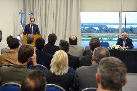Bordet acordó una nueva línea de financiamiento para el sector productivo entrerriano