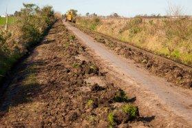 Destacan trabajos de conservación en la zona de Seguí