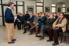 Brindaron una charla informativa sobre bitrenes en rutas de Entre Ríos