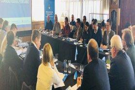 Se expuso las realidades de los puertos entrerrianos ante el Consejo Federal Portuario