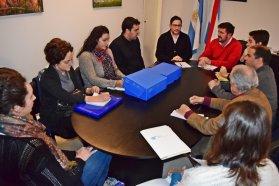 Entre Ríos avanza con Nación y los municipios en los proyectos para la concreción de los rellenos sanitarios