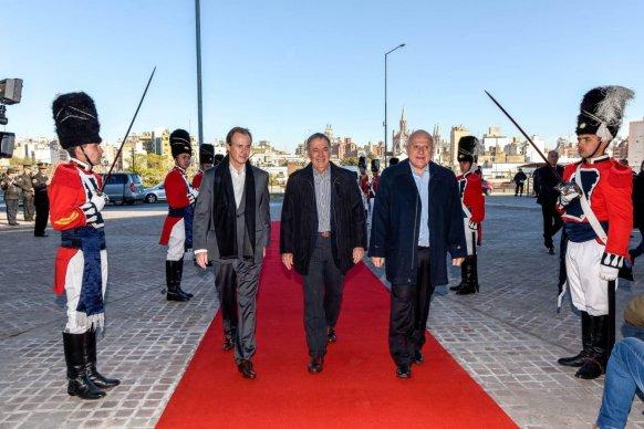 Bordet compartirá una charla con Pacho ODonnell, Lifschitz y Schiaretti sobre Estanislao López