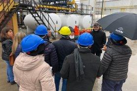 Nación y provincia realizaron una inspección conjunta a Soluciones Ambientales