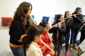 Capacitación musical para integrantes de Coros, Bandas y Orquestas Infantiles y Juveniles
