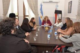 Culminó la jornada conjunta con la delegación de Perú en contra del trabajo infantil