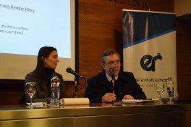 Rodríguez Signes disertó en las Jornadas de Derecho Administrativo en Paraná