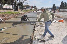 Por avances en la obra del acceso sur a Paraná permanecerá cortada calle Crisólogo Larralde