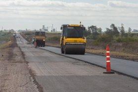 Tiene más de 30 por ciento de avance la rehabilitación de la ruta 20 y el acceso a Urdinarrain