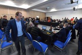 Bordet acuerda con intendentes de Cambiemos un esquema de obras prioritarias