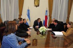 El gobernador dio respuestas a las necesidades de Don Cristóbal II
