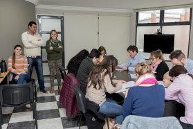 Profesionales realizaron el examen para ingresar al sistema provincial de residencias médicas