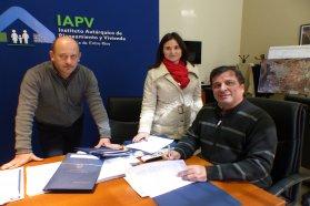 Ejecutarán con fondos provinciales nuevas viviendas en tres localidades entrerrianas