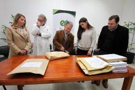 Se abrieron los sobres para obras en el Hospital Salaberry de Victoria