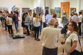 Inicia la convocatoria para el 55° Salón Anual de Artistas Plásticos