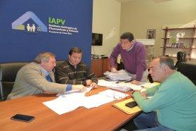 Con fondos propios, la provincia ejecutará 15 viviendas en San Justo