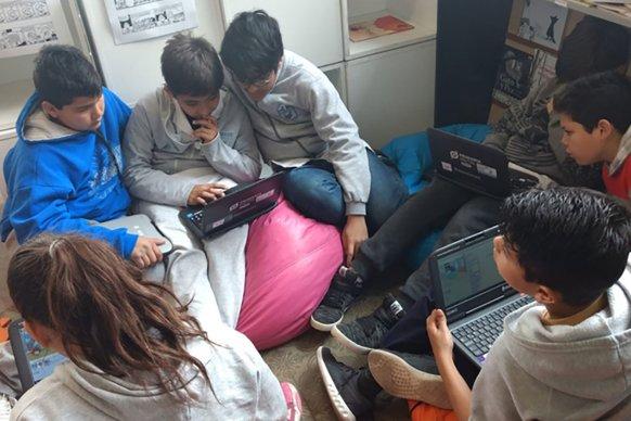 Alumnos de Paraná participaron de los Festivalitos TIC